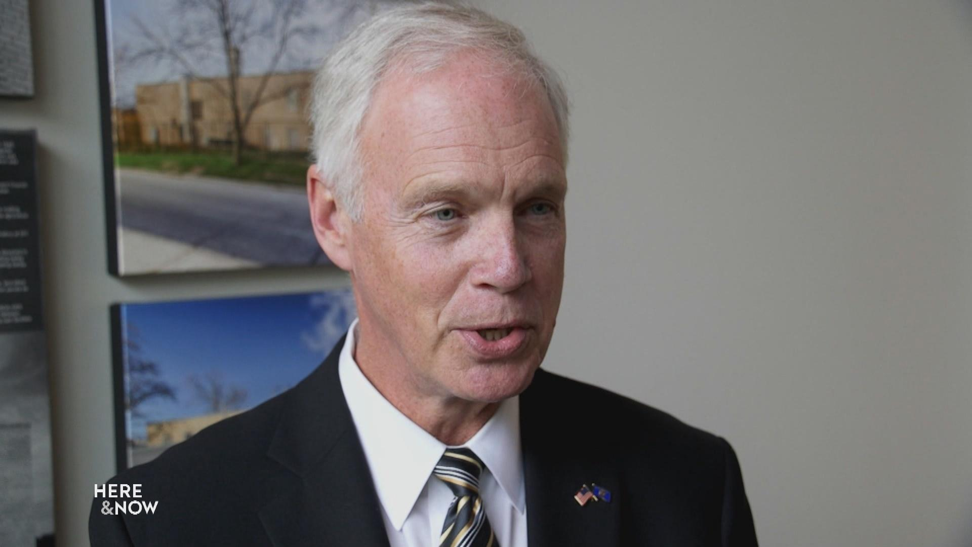 U.S. Senator Ron Johnson Doubles Down