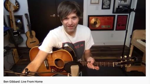 PBS NewsHour : Musicians take their shows online as cancellations cascade