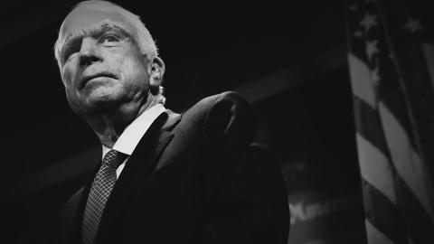FRONTLINE -- McCain