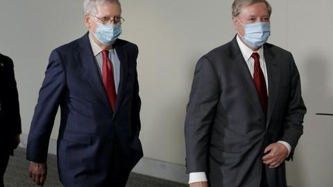Senate divided over providing more coronavirus relief