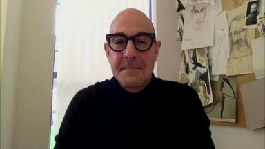 """Stanley Tucci on Pizza History and """"Searching for Italy"""""""