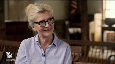 PBS NewsHour | How fiction draws Elizabeth Strout home to Maine