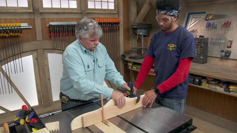 Ask This Old House: Paint Door, Wood Joints   Ask TOH