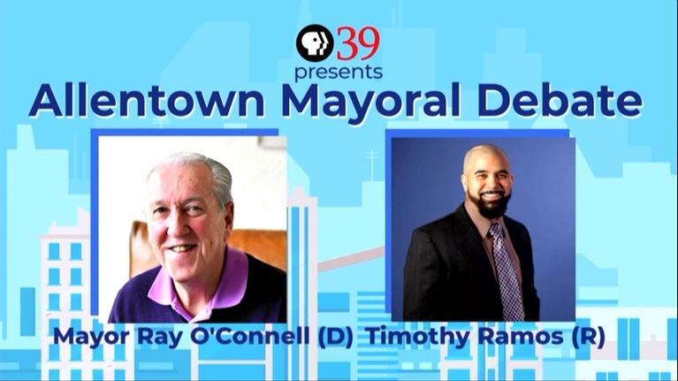 WLVT Specials: Allentown Mayoral Debate