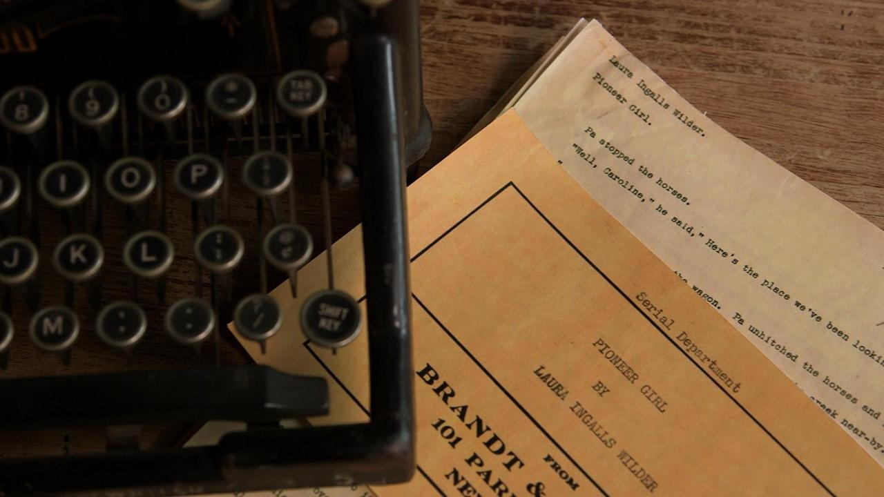 The letter from NY that changed Laura Ingalls Wilder's life