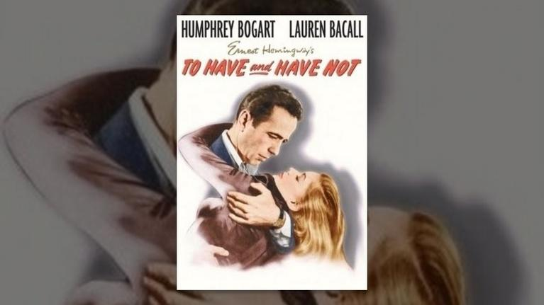 SATURDAY NIGHT CINEMA: To Have and Have Not WEB EXTRA