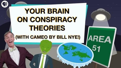 Above The Noise -- Can You Win an Argument with a Conspiracy Theorist?