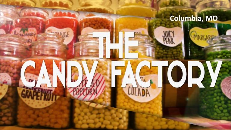 Making: The Candy Factory