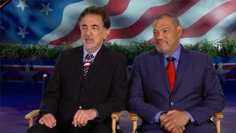 National Memorial Day Concert -- Behind the Scenes with Joe Mantegna and Laurence Fishburne
