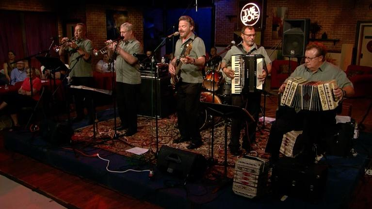 Let's Polka!: The Boys, Show Two