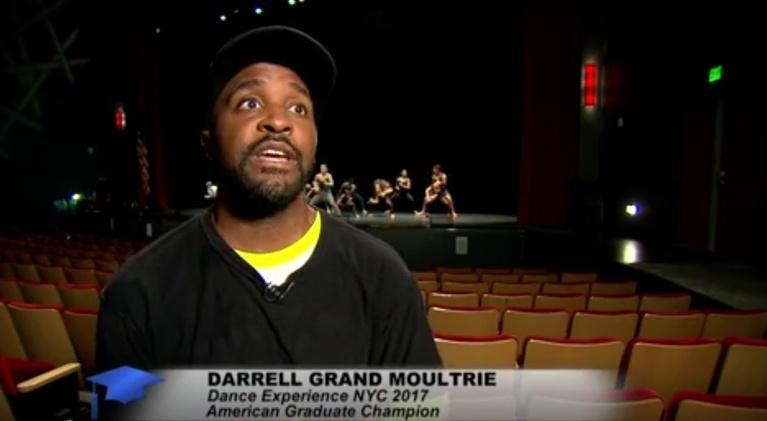 LPB American Graduate: American Graduate: Darrell Moultrie