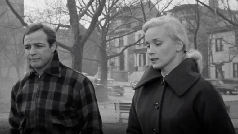 "Flicks: Eva Marie Saint for ""On the Waterfront"""