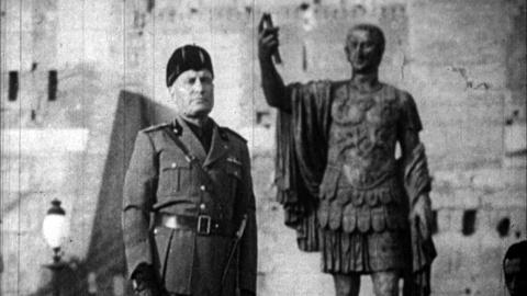 S1 E3: Ep 3: Benito Mussolini   Prologue