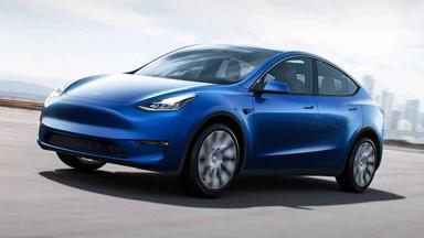 2020 Tesla Model Y & 2021 Kia K5