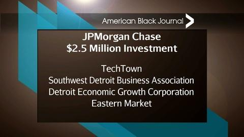American Black Journal -- Detroit Small Business Investment