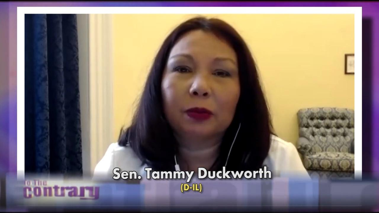 Woman Thought Leader: Sen. Tammy Duckworth
