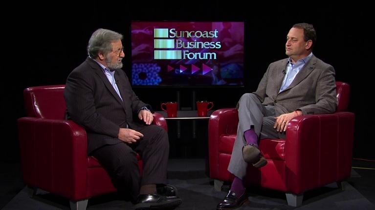 Suncoast Business Forum: September 2019: John Couris