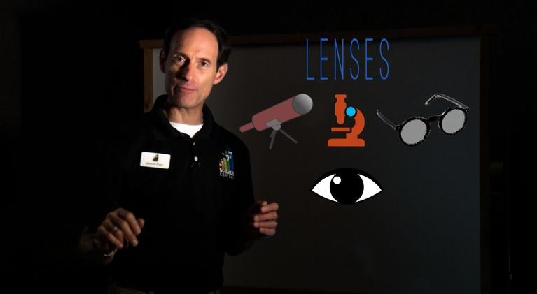 Science Minutes: Science Minutes: Learning About Lenses