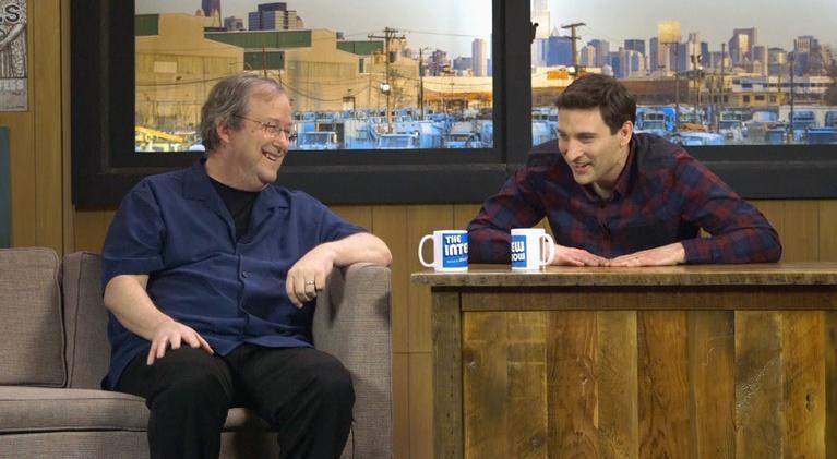 The Interview Show: Rich Cohen, Lin Brehmer