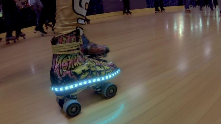 Broad and High: Columbus' Roller Skating Scene