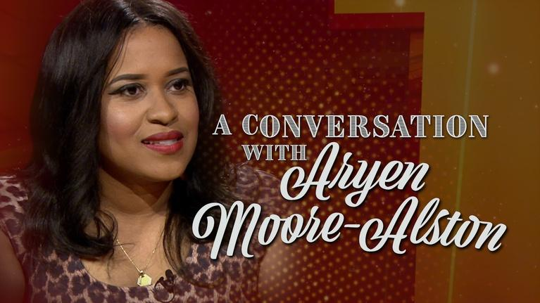 Conversation With . . .: Conversation with Aryen Moore-Alston