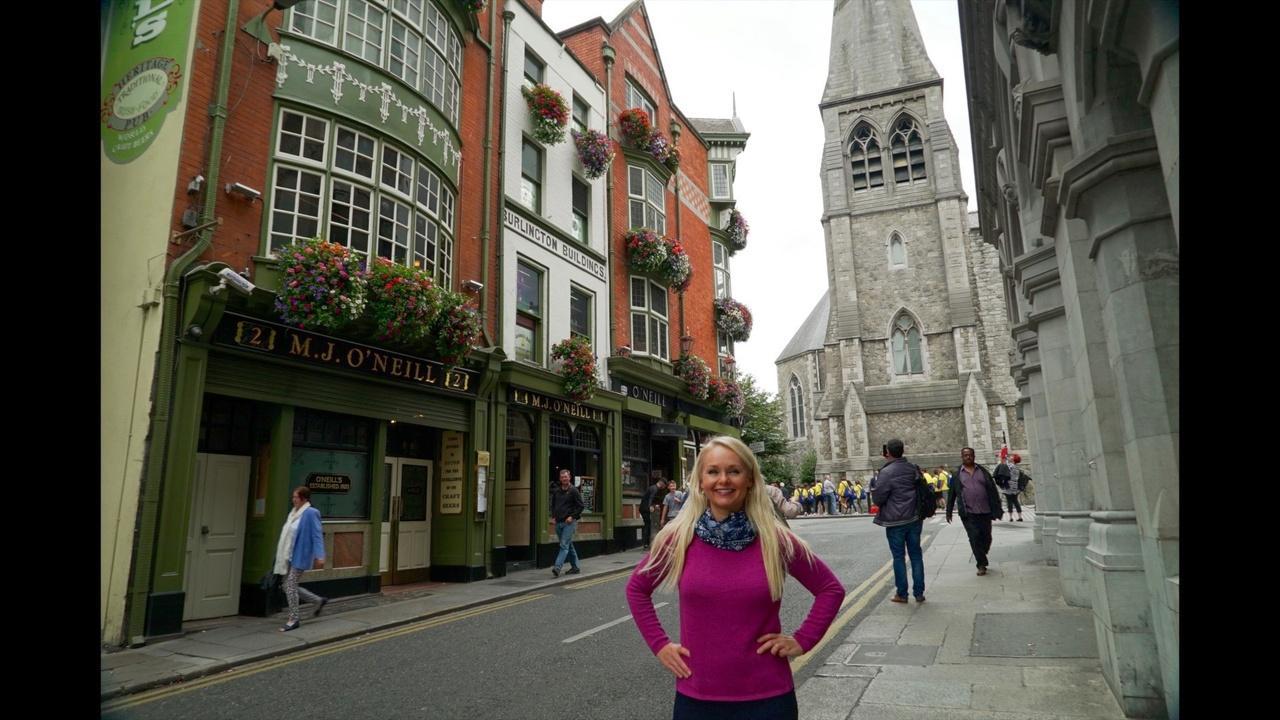 Curious Dublin
