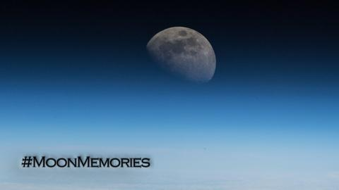 Space Chase USA -- Moon Memories | Looking at the Moon