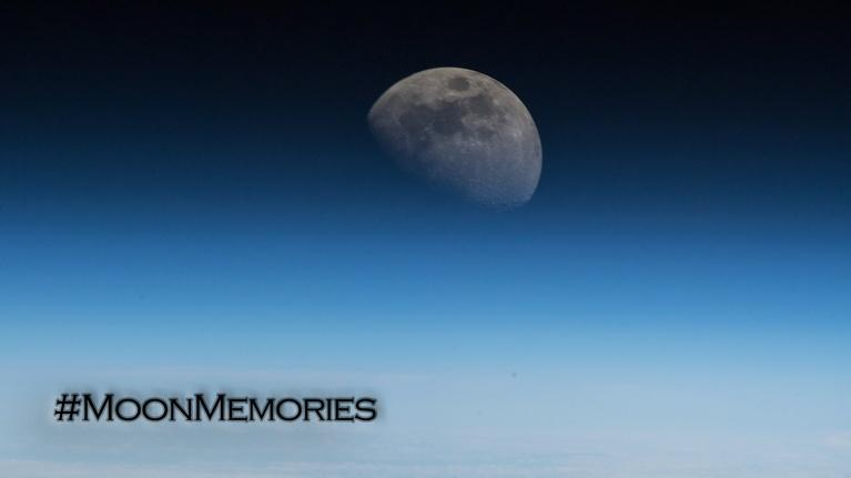 Space Chase USA: Moon Memories | Looking at the Moon