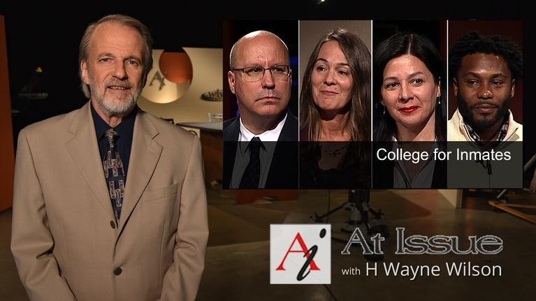 At Issue: S32 E18: College for Inmates