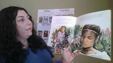 Folktales - Suzanne Klagholz - Third Grade