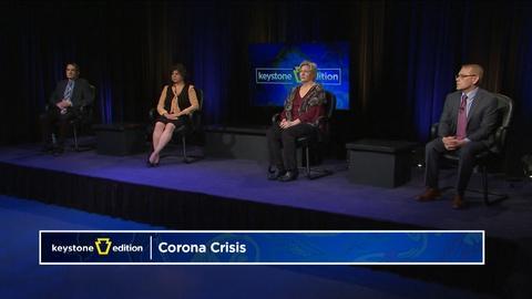 WVIA Special Presentations -- Keystone Edition - Corona Crisis
