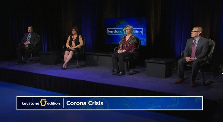 WVIA Special Presentations: Keystone Edition - Corona Crisis