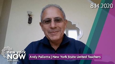 Andy Pallotta on New York's Decision to Reopen Schools