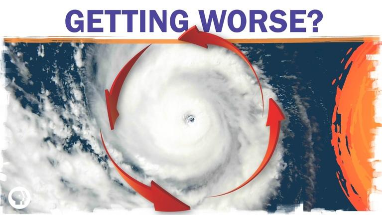 Hot Mess: Why Are Hurricanes Getting Stronger?