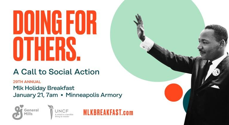 TPT Co-Productions: Martin Luther King Day Breakfast - Minnesota 2019