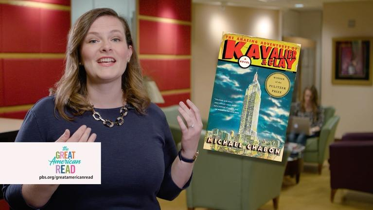 WOSU Specials: The Great American Read: Kate Quickel's Favorite Novel