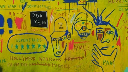 """""""Basquiat"""" at the MFA, a Musical Collaboration, and more"""