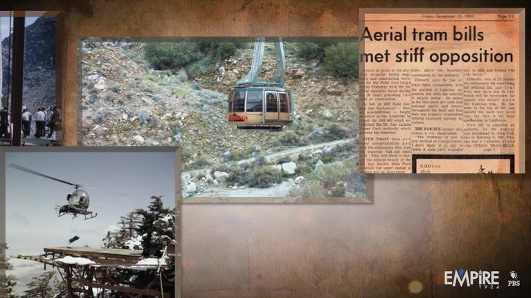 Uncovered In The Archives: 6: Palm Springs Aerial Tramway