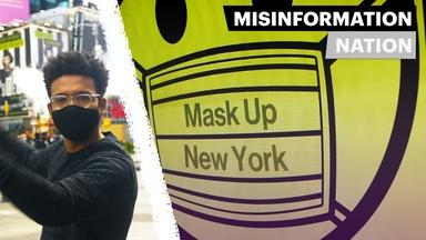 How Mask-Wearing Misinformation Became a Reality