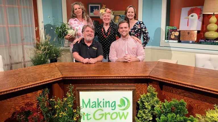 Making It Grow: September 4, 2018