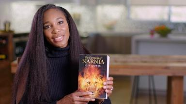 Venus Williams Discusses The Chronicles of Narnia