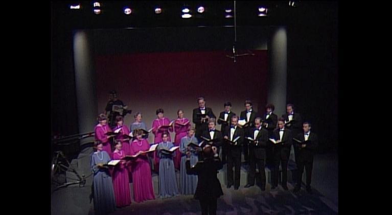 Guest of the House: L'ensemble Tudor de Montreal (The Tudor Singers)