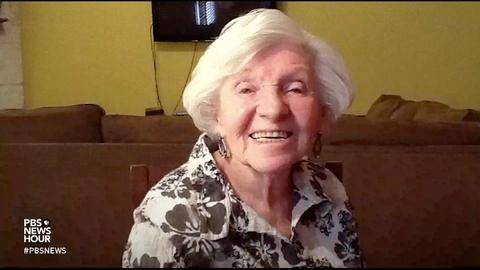 PBS NewsHour -- This nursing home resident survived COVID-19 -- at age 102