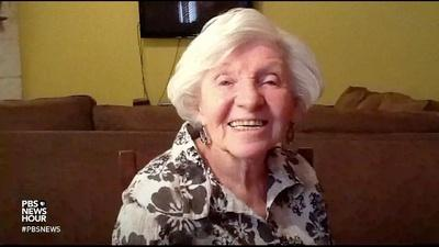 PBS NewsHour | This nursing home resident survived COVID-19 -- at age 102