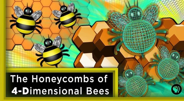 Infinite Series: The Honeycombs of 4-Dimensional Bees ft. Joe Hanson