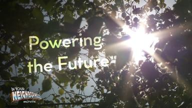 Storing today's energy to power tomorrow