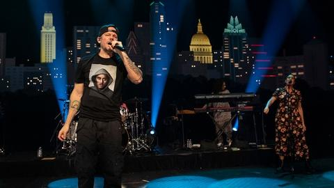 Austin City Limits -- Residente