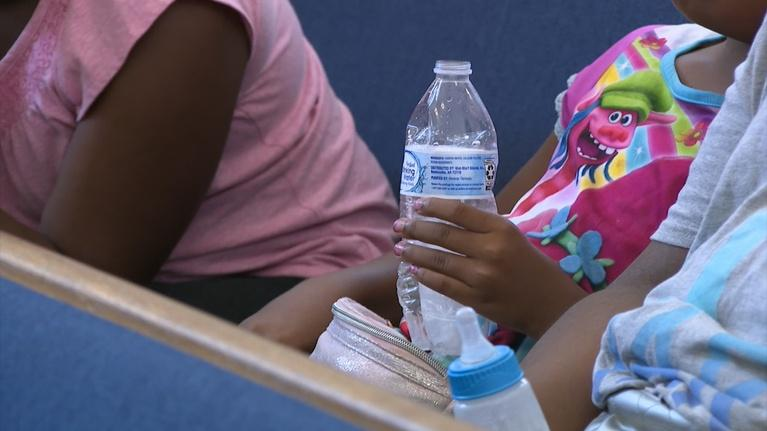 NJTV News: A less-than-appreciative response for more water in Newark