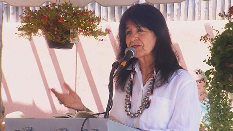 Colores: United States Poet Laureate, Joy Harjo