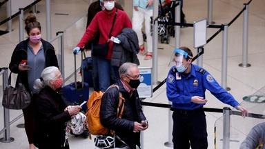 News Wrap: U.S. to end travel ban for vaccinated foreigners